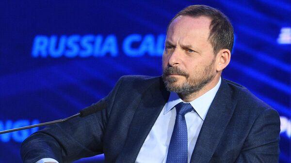 Генеральный директор группы компаний Яндекс Аркадий Волож