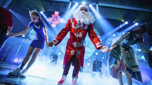 В Большом зале РАН пройдет Новогоднее шоу Путешествие на СеРверный полюс
