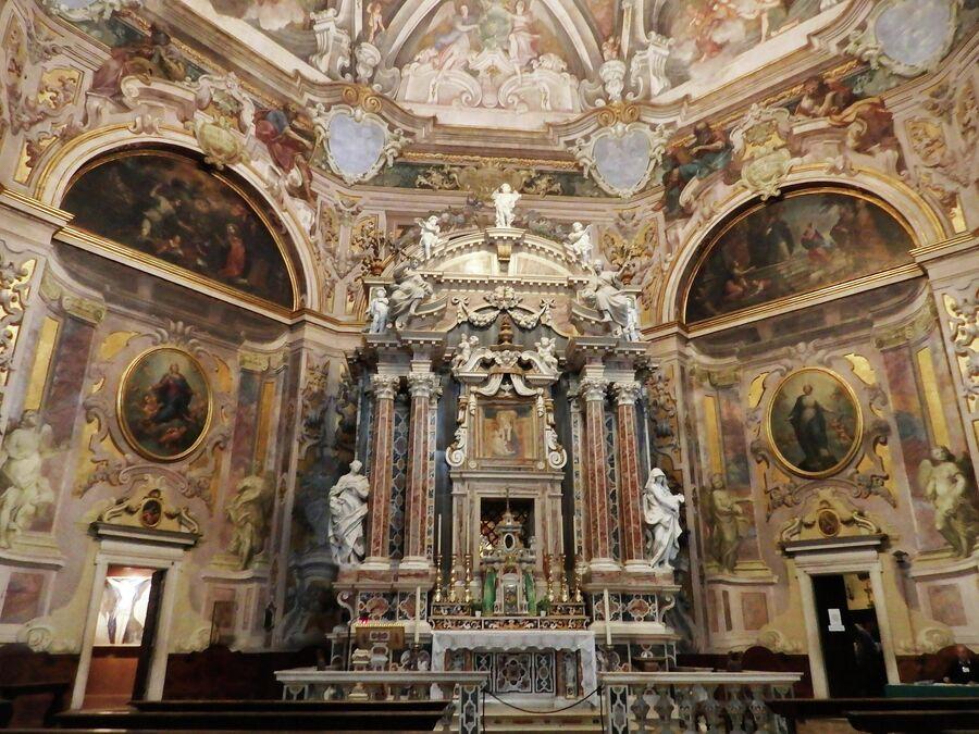 Церковь Марии делла Карита