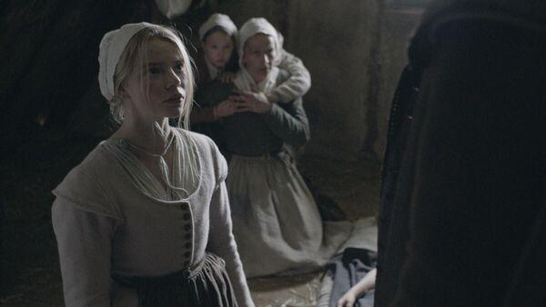 Кадр из фильма Ведьма