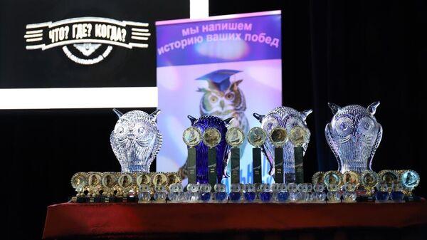 Новикомбанк стал победителем зимнего Интеллектуального Кубка