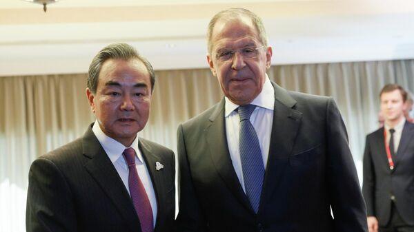 Визит главы МИД РФ С. Лаврова с  Японию