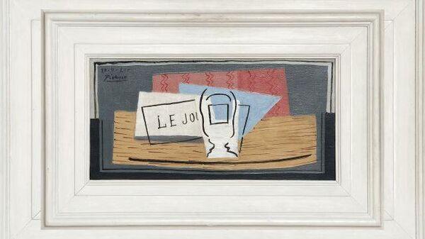 Пикассо за 100 евро! Во Франции стартует благотворительный аукцион