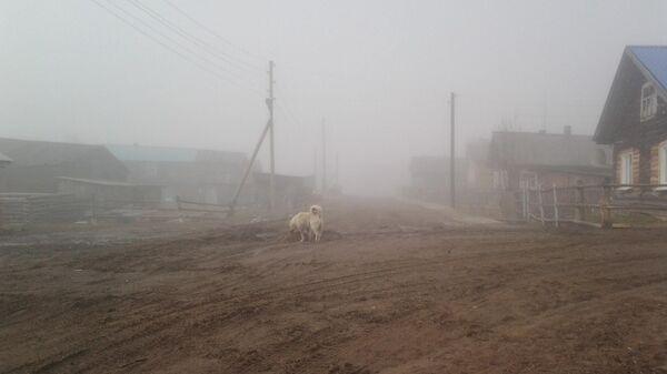 Село Мутный Материк в городском округе Усинск Республики Коми