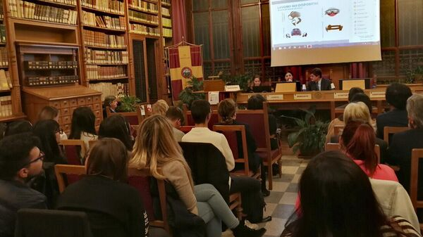Образовательная сессия SputnikPro в Италии