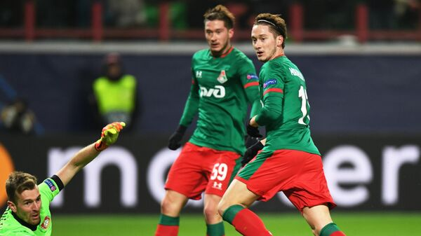 Алексей Миранчук и Антон Миранчук (справа)