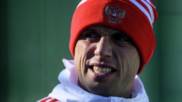 Игрок Ахмата Денис Глушаков