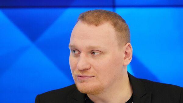 Иллюзионист Сергей Сафронов