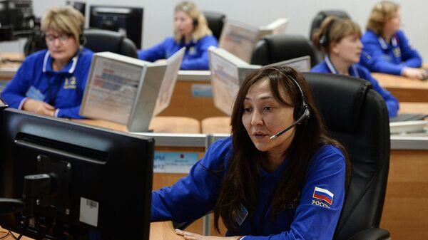 Диспетчеры Системы-112 во время работы