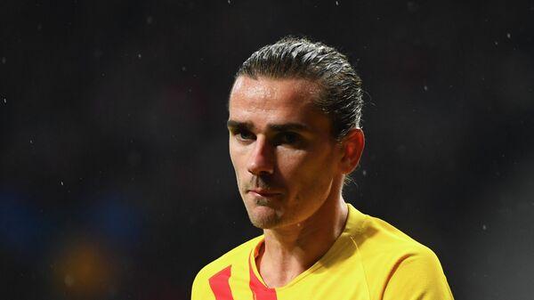 Футболист Барселоны Гризманн