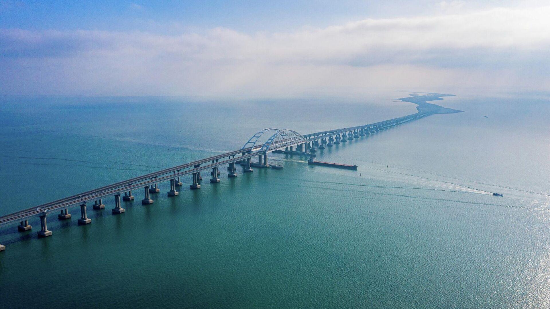 Крымский мост - РИА Новости, 1920, 10.12.2020