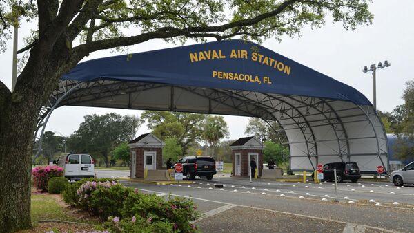 Военно-морской аэродром Пенсакола в штате Флорида