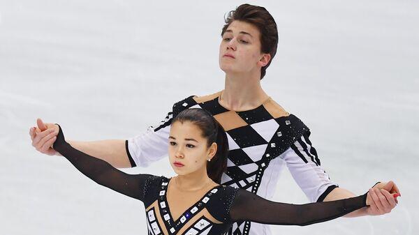 Диана Мухаметзянова и Илья Миронов
