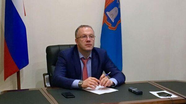 Заместитель главы администрации Тамбовской области Глеб Чулков