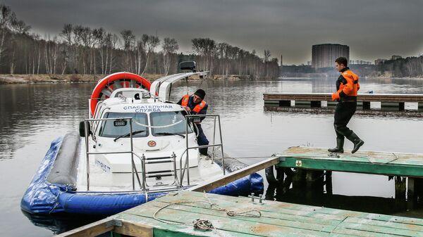 Поисково-спасательная станция Серебряный Бор