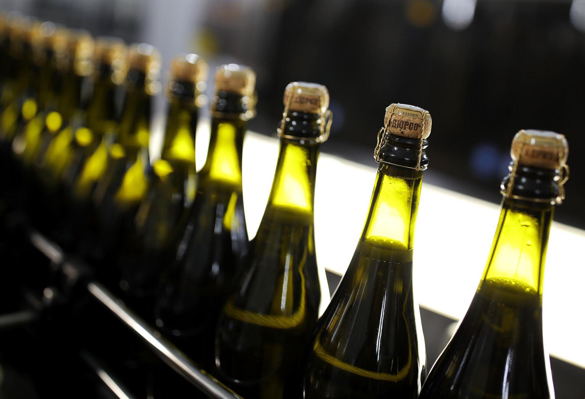 И по качеству, и по цене российское шампанское вытесняет конкурентов