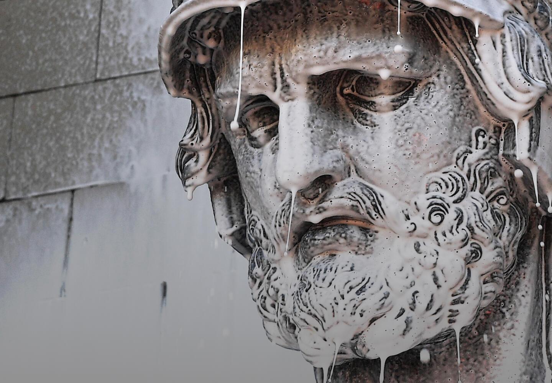 Промывка памятников