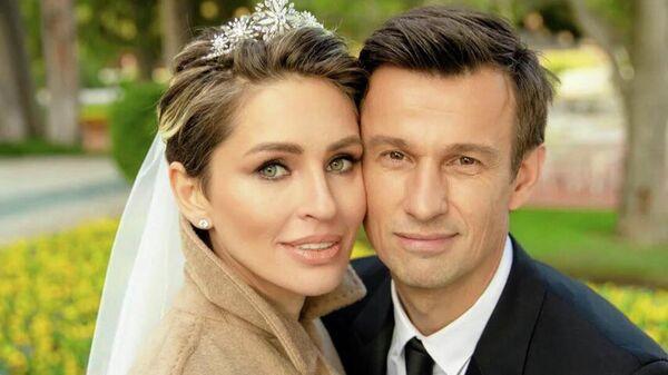 Анна и Сергей Семак