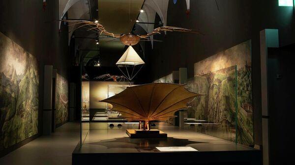 Новые галереи в Музее Леонардо да Винчи в Милане