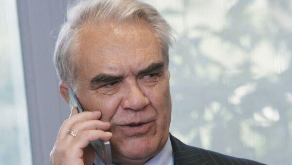 Президент Союза нефтегазопромышленников России Геннадий Шмаль. Архивное фото
