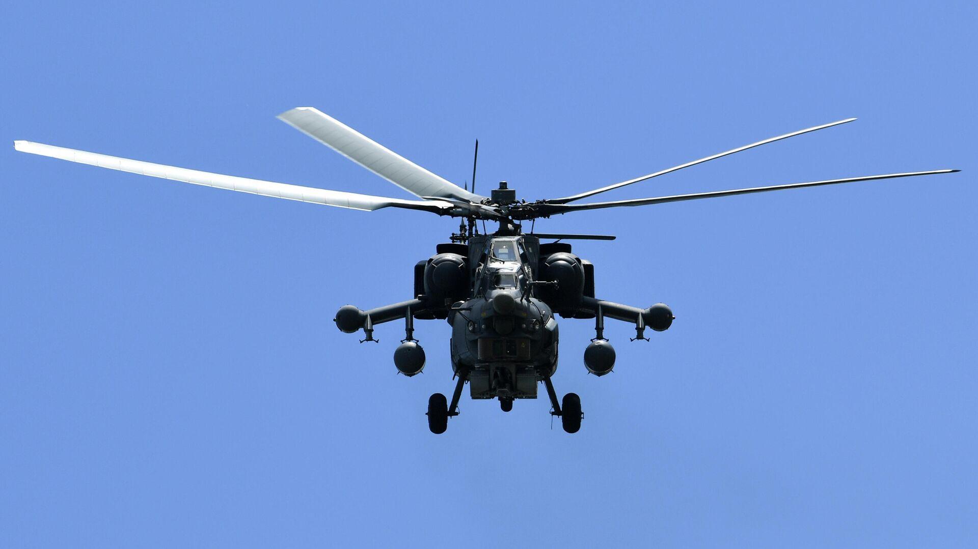 Ударный вертолет Ми-28Н - РИА Новости, 1920, 30.12.2020
