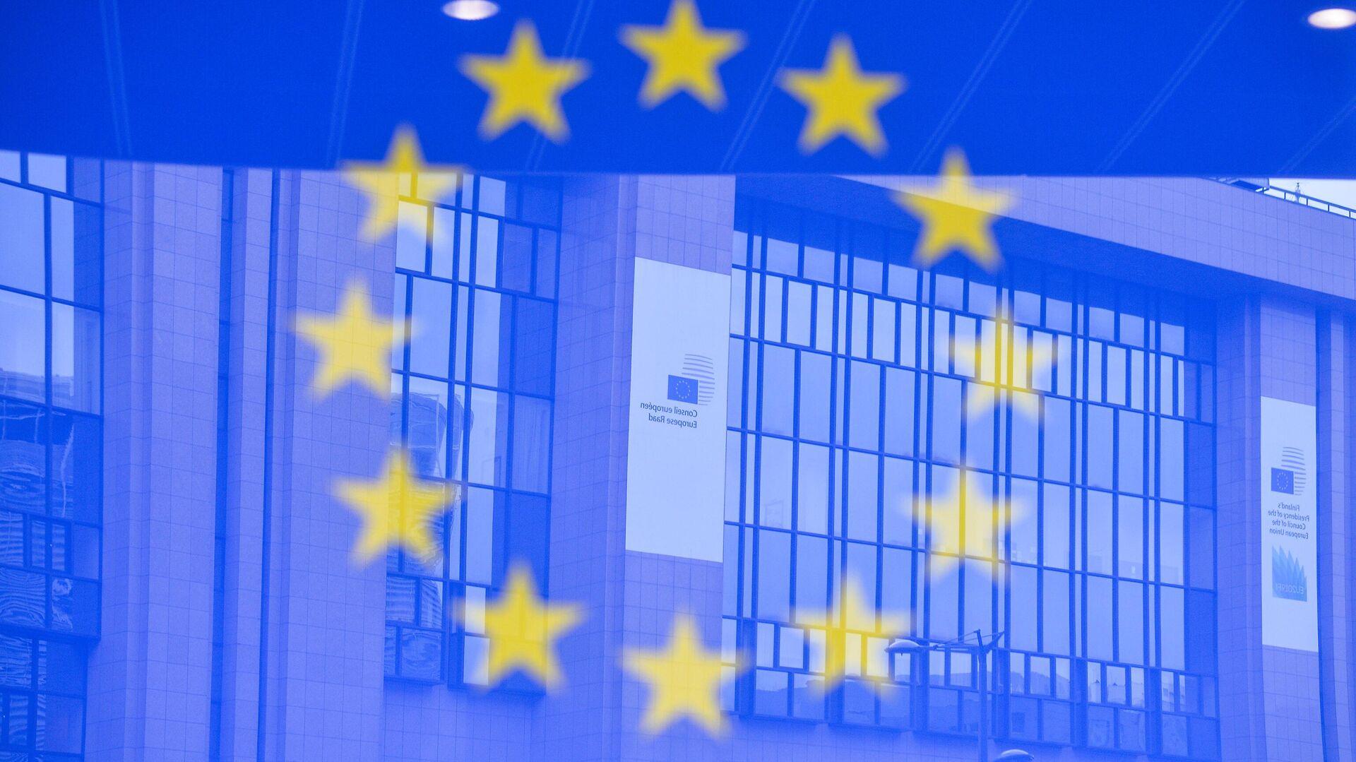 Саммит ЕС в Брюсселе - РИА Новости, 1920, 10.09.2020