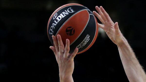 Баскетбол. Мяч