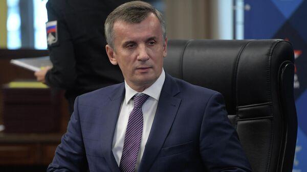 Генеральный директор АО Адмиралтейские верфи Александр Бузаков
