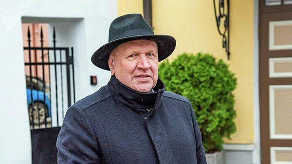 Министр внутренних дел Эстонии Март Хельме