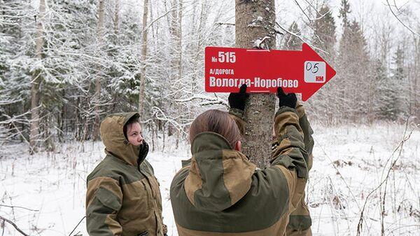 Маячки спасения помогут грибникам выйти из леса