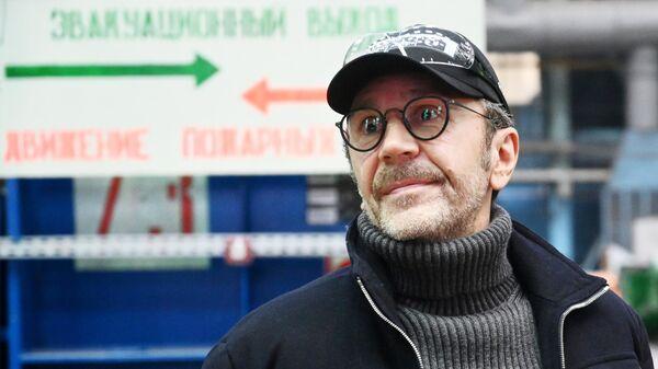 Лидер музыкального коллектива Группировка Ленинград Сергей Шнуров