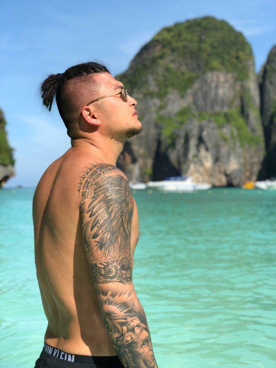 Анатолий Цой в Тайланде