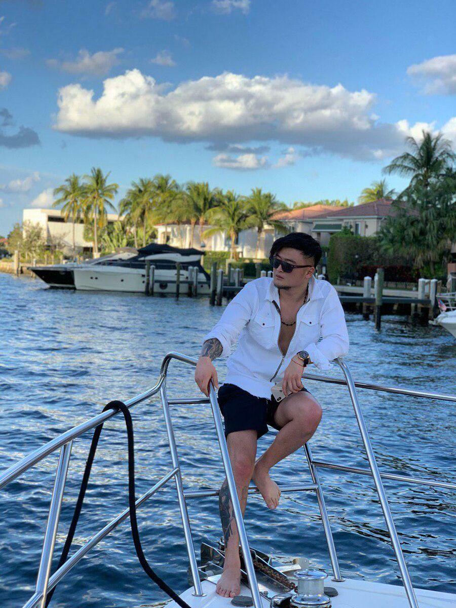 Анатолий Цой в Майами