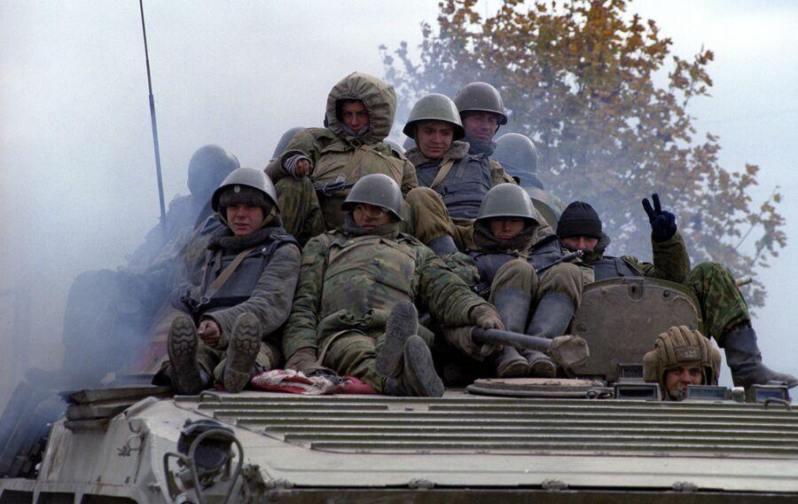 Группировка Федеральных сил на Северном Кавказе