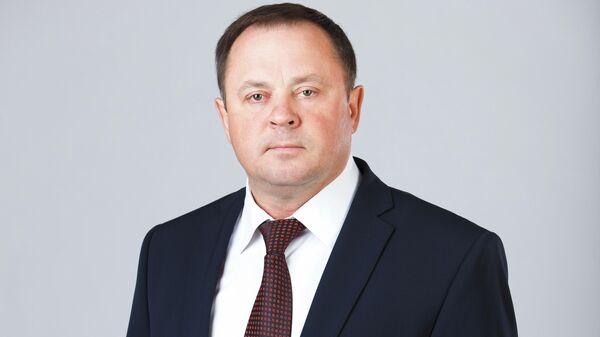 Председатель регионального парламента Павел Путилин