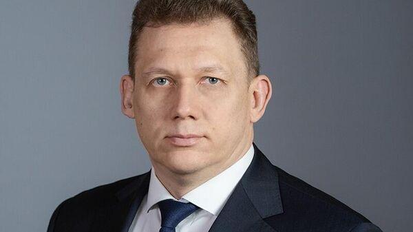 Министр рыбного хозяйства Камчатского края Андрей Здетоветский