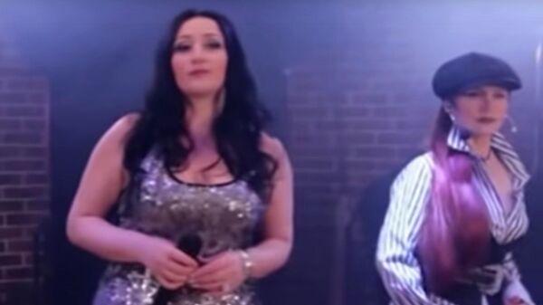 Кадр из клипа группы воровайки Мотыльки