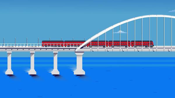 Едем в Крым: почему вы полюбите мост через Керченский пролив