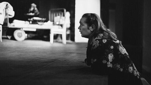 Советская и российская актриса театра и кино, режиссёр, народная артистка СССР, главный режиссёр театра Современник Галина Волчек