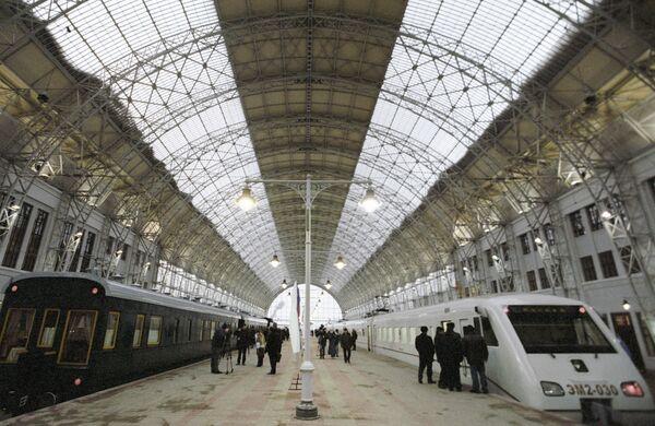 Ускоренные электрички начнут ходить на Киевском направлении МЖД