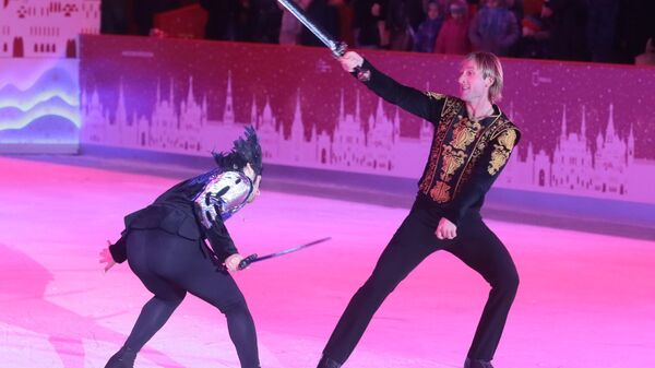 Жить спортом: фигурное катание – новый жанр шоу-бизнеса