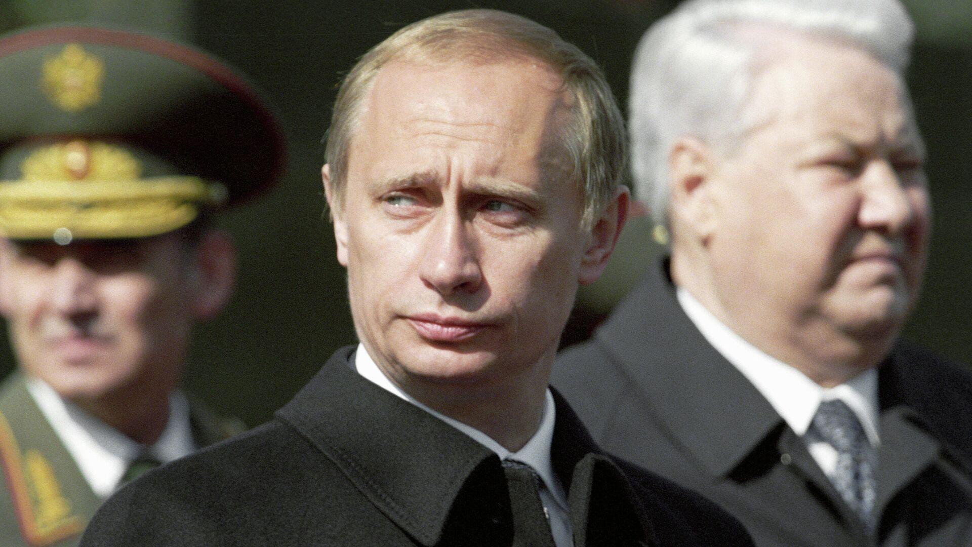 Когда страна знала Басаева, но не слышала о Путине