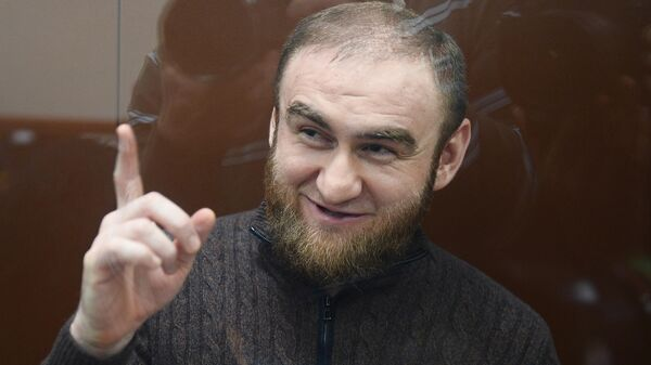 Бывший сенатор от Карачаево-Черкесии Рауф Арашуков
