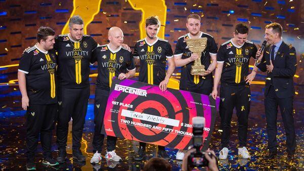 Team Vitality - победители турнира EPICENTER 2019 по CS:GO