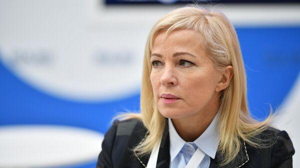Заместитель председателя Внешэкономбанка Ирина Макиева
