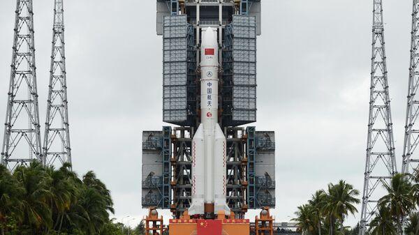 Китайская ракета-носитель тяжелого класса Чанчжэн-5