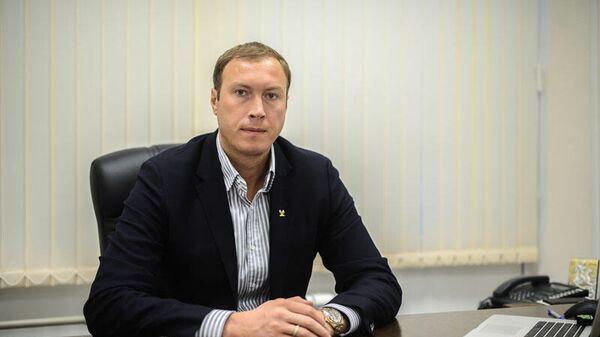 Директор волейбольного клуба Белогорье Тарас Хтей
