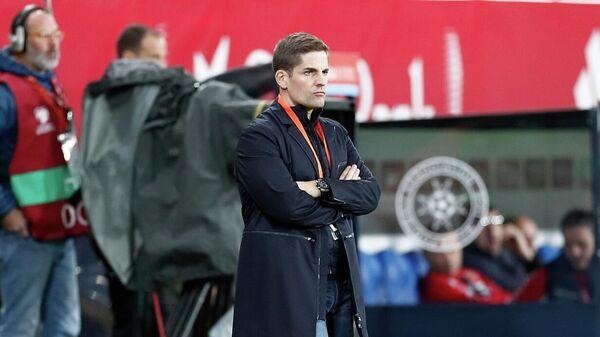 Бывший тренер сборной Испании по футболу Роберт Морено