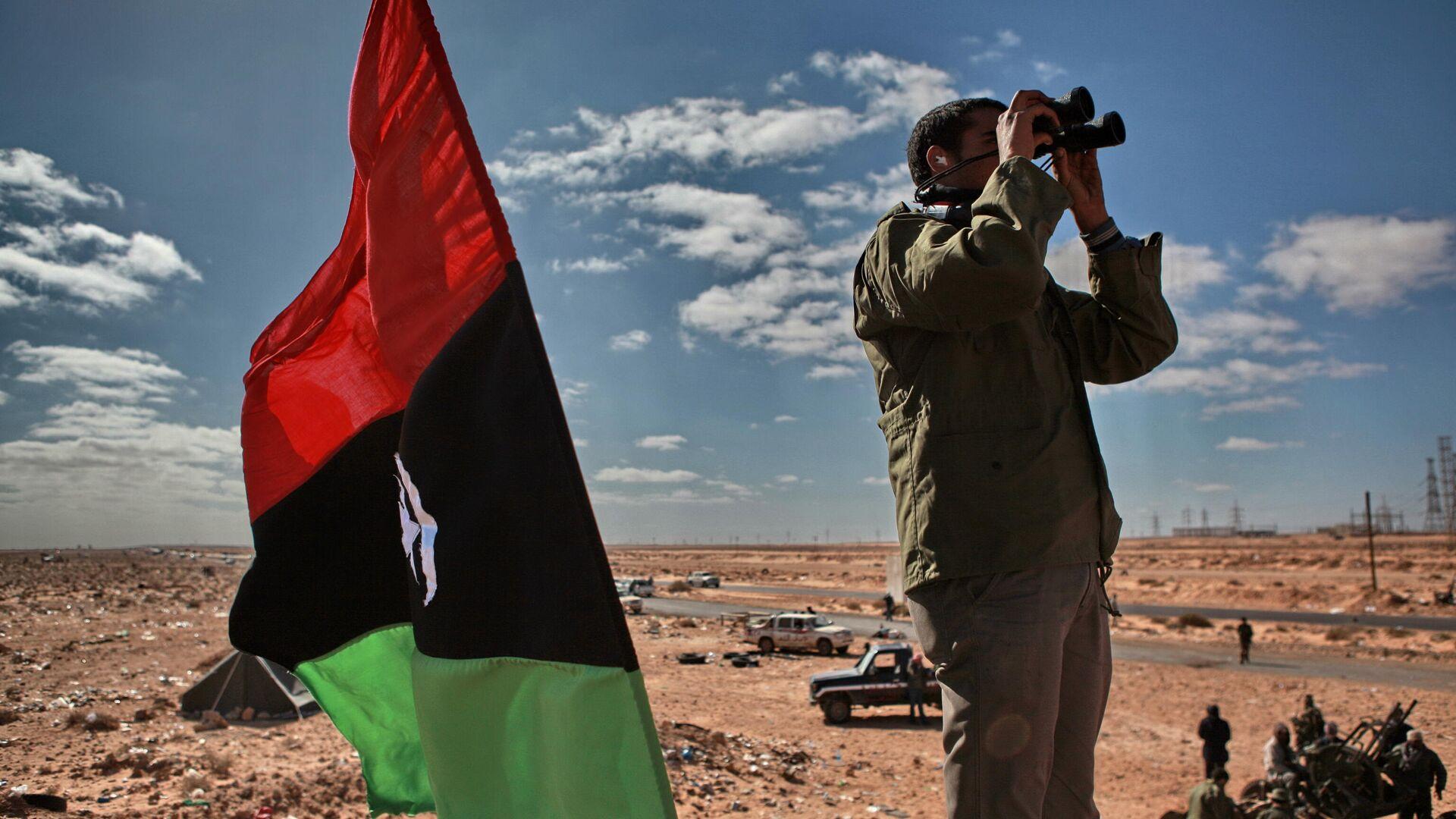 Ситуация в Ливии - РИА Новости, 1920, 21.09.2020