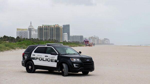 Автомобиль полиции Майами